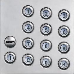 KARAT kaputelefon modul 1+n MKT 4FN 230 94/P